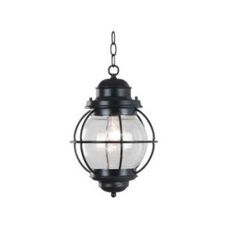 Kenroy Lighting 90965BL Hatteras Hanging Lantern