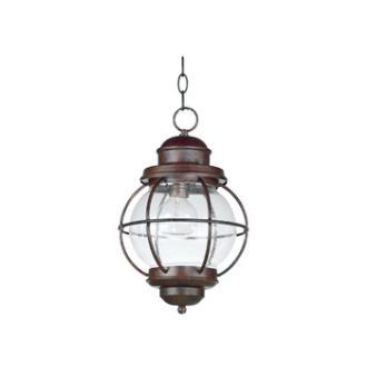 Kenroy Lighting 90965GC Hatteras Hanging Lantern