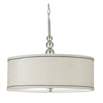 Kenroy Lighting 91640 Margot - Three Light Pendant