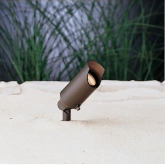 Kichler Lighting 15384BBR Low Voltage One Light Accent Lamp