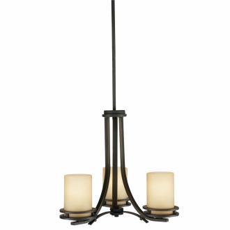 Kichler Lighting 1671OZ Hendrik - Three Light Chandelier
