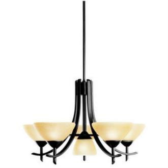 Kichler Lighting 1676OZ Olympia - Six Light Chandelier