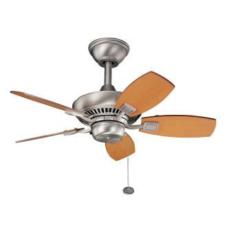 """Kichler Lighting 300103 Canfield - 30"""" Ceiling Fan"""