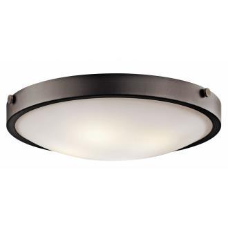 Kichler Lighting 42276OZ Lytham - Four Light Flush Mount