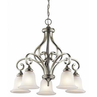 Kichler Lighting 43158NI Monroe - Five Light Chandelier