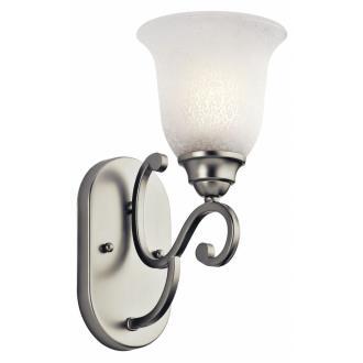 Kichler Lighting 45421NI Camerena - One Light Wall Sconce