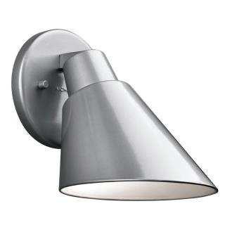Kichler Lighting 49082PL Beach - One Light Outdoor Small Wall Mount