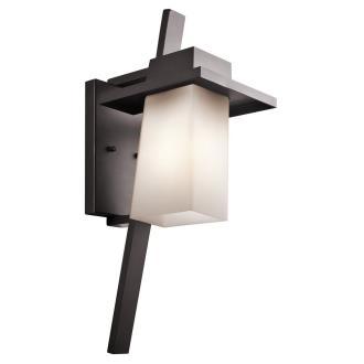 Kichler Lighting 49258AZ Stonebrook - One Light Outdoor Wall Mount