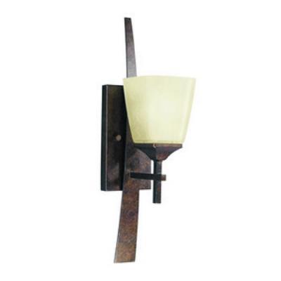 Kichler Lighting 6016 MBZ Souldern - One Light Wall Sconce