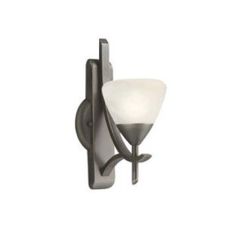 Kichler Lighting 6079OZW Olympia - One Light Wall Sconce