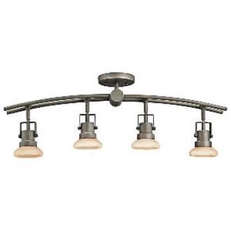 Kichler Lighting 7755OZ Structures - Four Light Fixed Rail