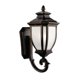 Kichler Lighting 9041RZ Salisbury - One Light Outdoor Wall Mount