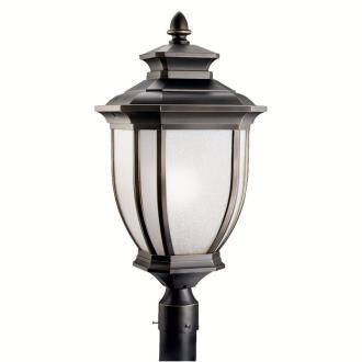 Kichler Lighting 9940RZ Salisbury - One Light Outdoor Post Mount