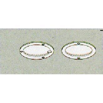 Kichler Lighting 15696CLR Accessory - Lens