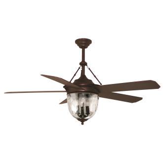 """Litex E-KM52ABZ5CMR Knightsbridge Collection - 52""""  Ceiling Fan"""
