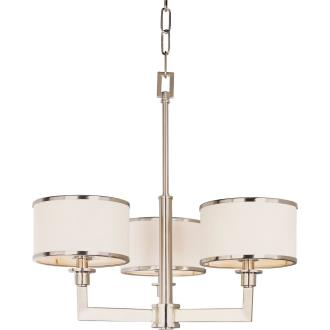 Maxim Lighting 12054WTSN Nexus - Three Light Chandelier