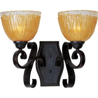 Maxim Lighting 13422AIOI Barcelona - Two Light Wall Sconce