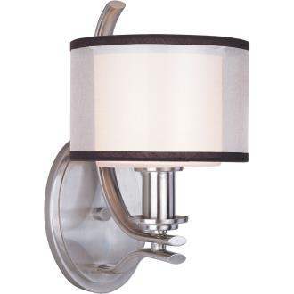 Maxim Lighting 23038SWSN Orion - One Light Wall Sconce