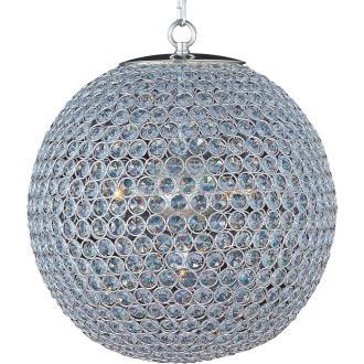 Maxim Lighting 39886BCPS Glimmer - Five Light Chandelier