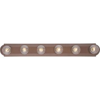 Maxim Lighting 7126 Essentials - Six Light Bath Vanity