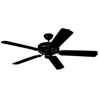 """Monte Carlo Fans 5WF52 52"""" 5-blade Outdoor Ceiling Fan"""