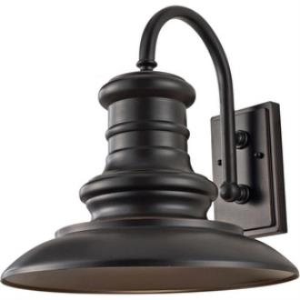 Feiss OL9004RSZ Redding Station - One Light Outdoor Wall Lantern