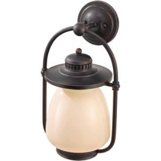 Feiss OL9302GBZ Mc Coy - One Light Outdoor Wall Lantern