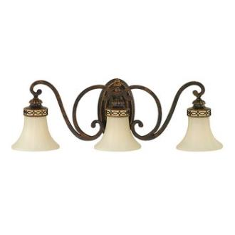 Feiss VS11203-WAL The Edwardian Collection Vanity Strip