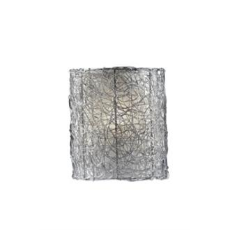 Feiss WB1578BS Wired - One Light Wall Sconce