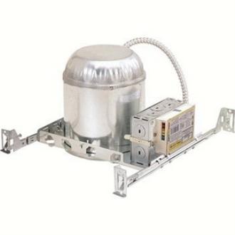 "Nora Lighting NHPIC-13ELAT Accessory - 6"" Vertical IC Housing"
