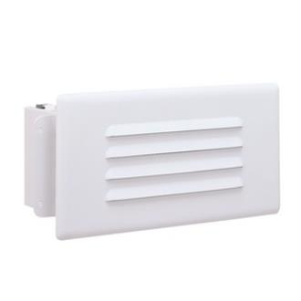 Nora Lighting NSI-140 One Light Step with Louver Face