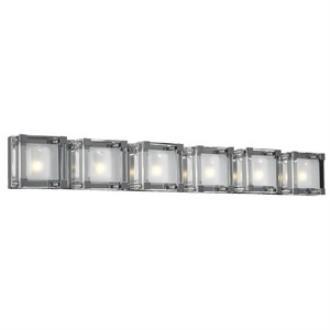 PLC Lighting 18146 Corteo - Six Light Bath Vanity