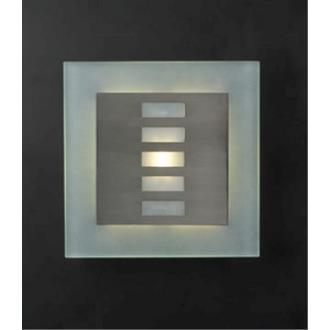 PLC Lighting 2312/CFL Soho-II - Two Light Wall Sconce