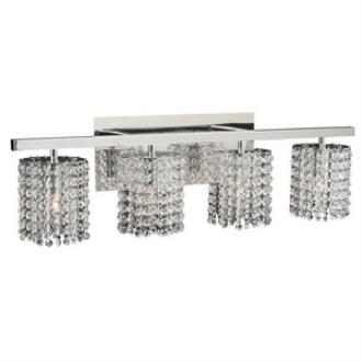 PLC Lighting 72196 Rigga - Four Light Bath Vanity