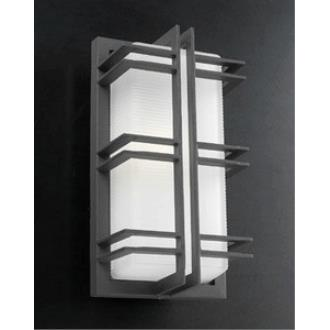 PLC Lighting 8012/CFL Gulf - One Light Ourdoor Wall Sconce