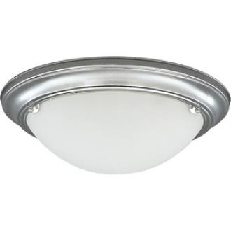 Progress Lighting P3562-11EB Eclipse - Two Light Flush Mount