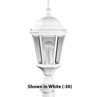 Progress Lighting P5482-31 Wellbourne - One Light Outdoor Post