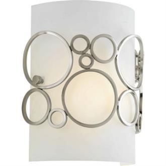 Progress Lighting P7056-09 Bingo - One Light Wall Sconce