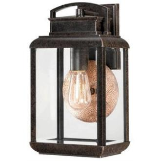 Quoizel Lighting BRN8408IB Byron - One Light Medium Outdoor Wall Lantern