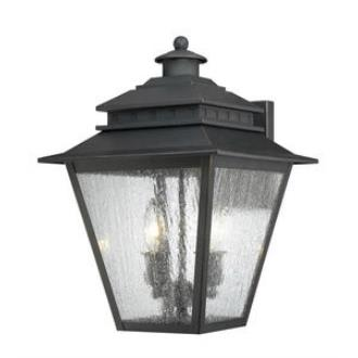 Quoizel Lighting CAN8411WB Carson - Two Light Outdoor Fixture