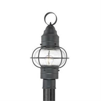 Quoizel Lighting COR9010K Cooper - One Light Outdoor Post Lantern