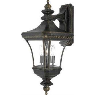 Quoizel Lighting DE8961IB Devon - Three Light Large Wall Lantern