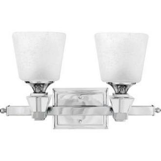 Quoizel Lighting DX8602C Deluxe - Two Light Bath Bar