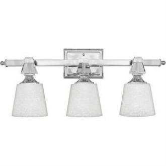 Quoizel Lighting DX8603C Deluxe - Three Light Bath Bar