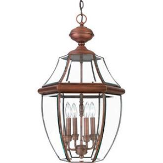 Quoizel Lighting NY1180AC Newbury - Four Light Extra Large Hanging Lantern