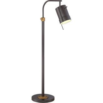 Quoizel Lighting Q2126FWT Blaine - One Light Portable Floor Lamp