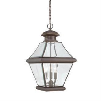Quoizel Lighting RJ1911Z Rutledge - Three Light Large Hanging Lantern