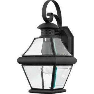 Quoizel Lighting RJ8407 Rutledge - One Light Outdoor Hanging Lantern