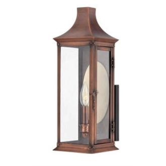 Quoizel Lighting SLM8406AC Salem - One Light Large Outdoor Wall Lantern