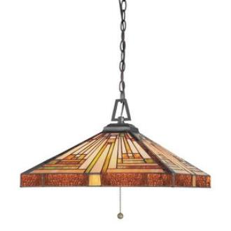 Quoizel Lighting TF885CVB Stephen - Three Light Pendant